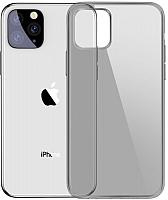 Чехол-накладка Baseus Simplicity для iPhone 11 Pro (черный) -