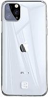Чехол-накладка Baseus Transparent Key для iPhone 11 (прозрачный) -