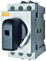 Рубильник модульный TDM SQ0222-0002 -