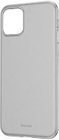 Чехол-накладка Baseus Wing для iPhone 11 Pro (белый) -