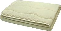 Одеяло OL-tex Овечья шерсть МШПЭ-15-3 140x205 -