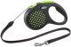 Поводок-рулетка Flexi Design 5m (M, зеленый) -