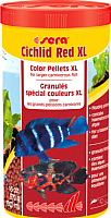 Корм для рыб Sera Cichlids Red XL / 214 (1л) -