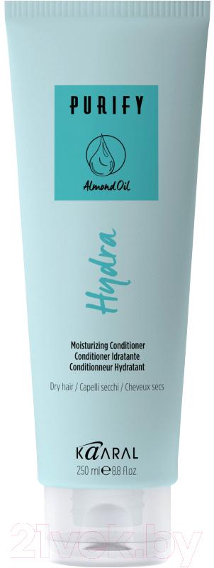 Купить Кондиционер для волос Kaaral, Purify Hydra увлажняющий (250мл), Италия, Purify Hydra (Kaaral)