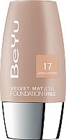 Тональный крем BeYu Velvet Mat Foundation Oilfree 385.17 -