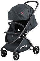 Детская прогулочная коляска Carrello Magia CRL-10401 (темно-серый) -