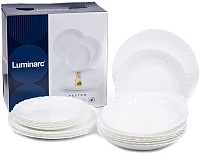 Набор тарелок Luminarc Feston D8786 -