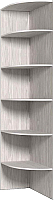 Угловое окончание для шкафа Глазов Home 44 (бодега светлый) -
