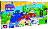 Железная дорога детская Terides Волшебные детали. Поезд / Т6-072 -