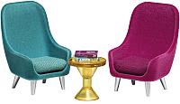 Комплект аксессуаров для кукольного домика Lundby Кресла для кукольного домика / LB-60305900 -