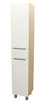 Шкаф-пенал для ванной СанитаМебель Сизаль 54.350к L -
