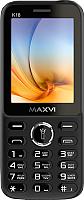 Мобильный телефон Maxvi K18 (черный) -