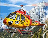 Картина по номерам Picasso Спасатели в Альпах (PC4050604) -