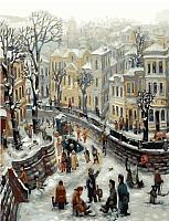 Картина по номерам Picasso Зимние гулянья (PC4050608) -