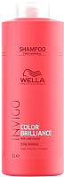 Шампунь для волос Wella Professionals Защита цвета для нормальных и тонких волос (1л) -