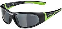 Очки солнцезащитные Alpina Sports Flexxy Junior / A8467-31 (черный/серый) -