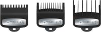 Набор насадок к машинке для стрижки волос Wahl Premium 3354-5001 (3шт) -