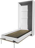 Шкаф-кровать Интерлиния Innova V90 (дуб сонома/белый) -