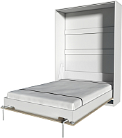 Шкаф-кровать Интерлиния Innova V140 (дуб сонома/белый) -