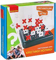 Игра-головоломка Bondibon Крестики-нолики / ВВ3325 -