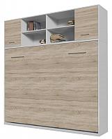 Комплект мебели для спальни Интерлиния Innova H140 (дуб сонома/белый) -
