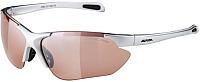 Очки солнцезащитные Alpina Sports Jalix CMO / A85603-21 (серебристый/черный) -