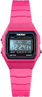 Часы наручные детские Skmei 1460-2 (ярко розовый) -