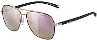 Очки солнцезащитные Alpina Sports Limio CMRG / A86123-55 (розовый/черный) -