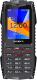 Мобильный телефон Texet TM-519R (черный/красный) -
