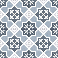 Декоративная плитка Dual Gres PAV-Lester Blue (450x450) -