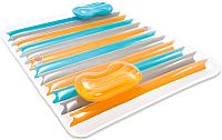 Надувной матрас для плавания Intex Double Lounge Mat / 56897 -