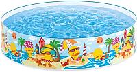 Складной бассейн Intex Пляж 58477 -