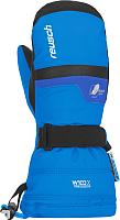 Варежки лыжные Reusch Kadir Down R-TEX XT Mitten / 4785562 454 (р-р 3, Brilliant Blue) -