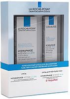 Набор косметики для лица La Roche-Posay Hydraphase Intense Leger 502мл+крем для контура глаз 15мл -