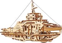 Сборная модель Ugears Буксир / 70078 -