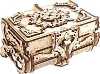Сборная модель Ugears Антикварная шкатулка / 70089 -