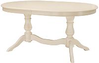 Обеденный стол Castor Баджо (молочный бук) -