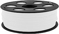 Пластик для 3D печати Bestfilament ABS 1.75мм 1кг (белый) -