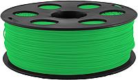 Пластик для 3D печати Bestfilament ABS 1.75мм 1кг (зеленый) -