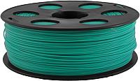 Пластик для 3D печати Bestfilament ABS 1.75мм 1кг (изумрудный) -