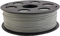 Пластик для 3D печати Bestfilament ABS 1.75мм 1кг (светло-серый) -