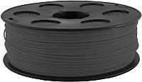 Пластик для 3D печати Bestfilament ABS 1.75мм 1кг (темно-серый) -