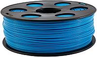 Пластик для 3D печати Bestfilament PET-G 1.75мм 1кг (голубой) -