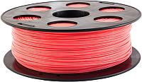 Пластик для 3D печати Bestfilament PET-G 1.75мм 1кг (коралловый) -
