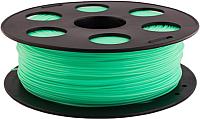 Пластик для 3D печати Bestfilament PET-G 1.75мм 1кг (салатовый) -