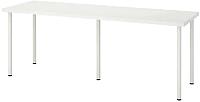Письменный стол Ikea Линнмон/Адильс 492.795.95 -