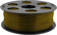 Пластик для 3D печати Bestfilament Watson 1.75мм 1кг (золотистый металлик) -