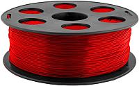 Пластик для 3D печати Bestfilament Watson 1.75мм 1кг (красный) -