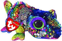 Мягкая игрушка TY Flippables Хамелеон Karma / 36346 -