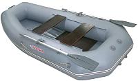 Моторно-гребная лодка Мнев и Ко Мурена MS-270 (слань) -